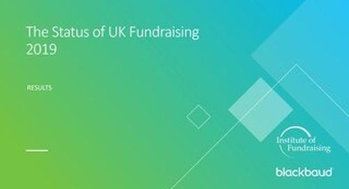 Status of UK Fundraising Research Slides