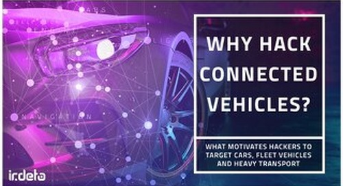 E-book: Why hack connected vehicles?