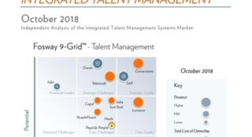 FOSWAY 9-Grid Integrated Talent Management 2018