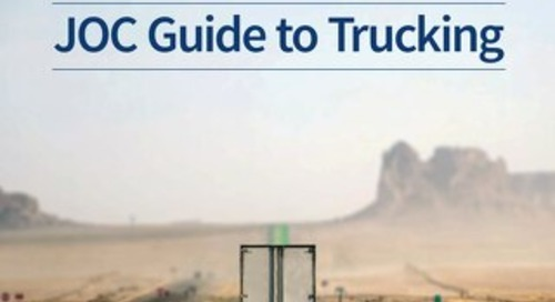 JOC Guide to Trucking, August 2019
