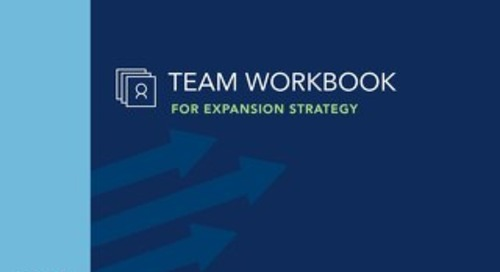 Expansion Strategy -TEAM Workbook - ABM is B2B
