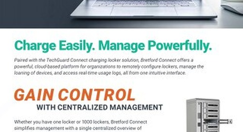Bretford Connect Cloud-Based Software