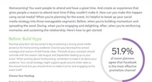 White Paper: Three-part Social Media Strategy