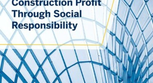 5 Ways to Boost Construction Profit Through Social Responsibility