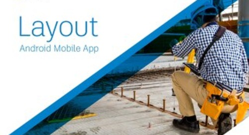 BIM 360 Layout Android App Guide