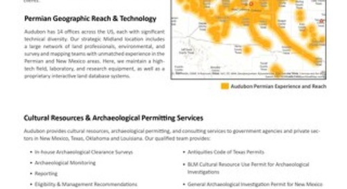 Field & Environmental Solutions Covering New Mexico and the Permian Region