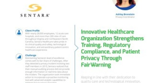Innovative Healthcare Organization Strengthens Training, Regulatory Compliance, and Patient Privacy