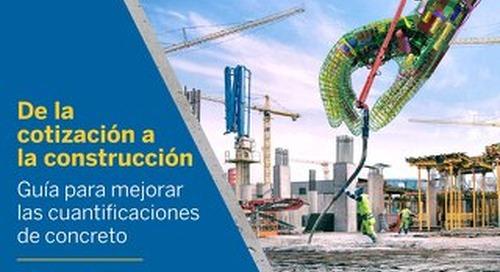De la cotización a la construcción