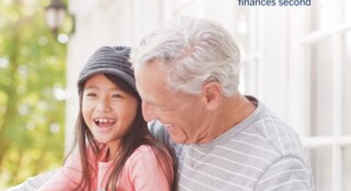 Pre-retirement goal-setting