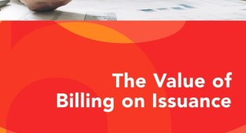 The Value of Billing on Issuance