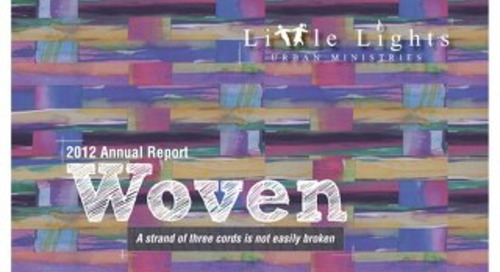 Annual Report 2012: Woven