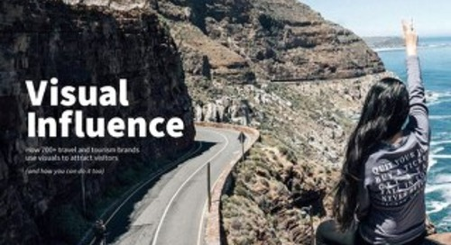 Visual Influence: How Travel and Tourism Brands Use Visuals to Attract Visitors