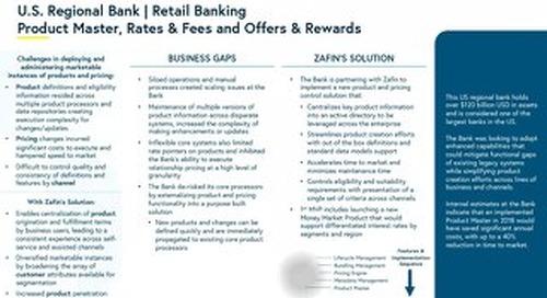 U.S. Regional Bank - Retail Banking