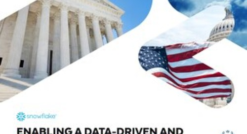 Enabling Data-Driven and Cloud Smart Government