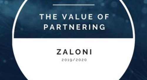 Zaloni Partnership Guide