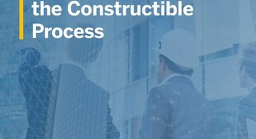 How to Upgrade Your 7 Step Workflow with the Constructible Process EBook