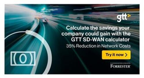 SD-WAN Savings Calculator