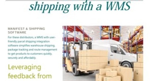 Shipshape Distribution