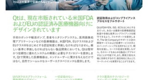 Datasheet_Qt for Medical