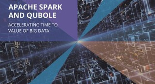 Accelerating Time to Value of Big Data of Apache Spark