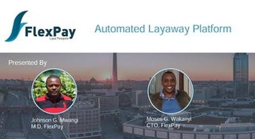 AWS Startup Day Nairobi - Flexpay Customer Presentation