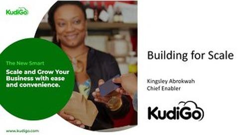 AWS Startup Day Accra - Kudigo Customer Presentation