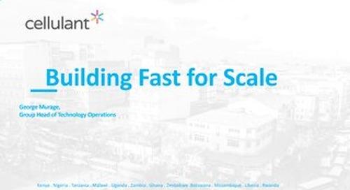 AWS Startup Day Nairobi - Cellulant Customer Presentation