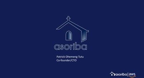 AWS Startup Day Accra - Asoriba Customer Presentation