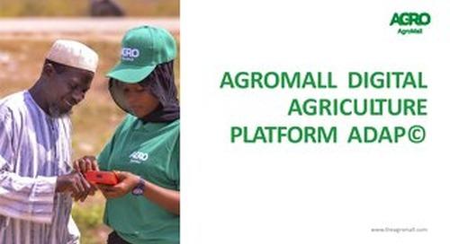 AWS Startup Day Lagos - Agromall Customer Presentation