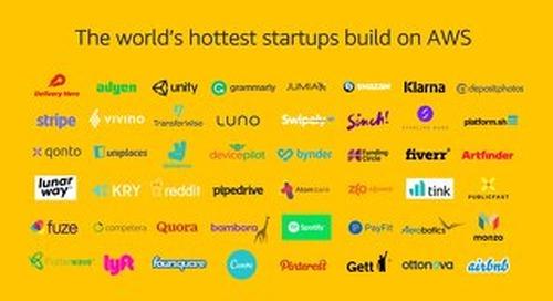 Startups Build on AWS