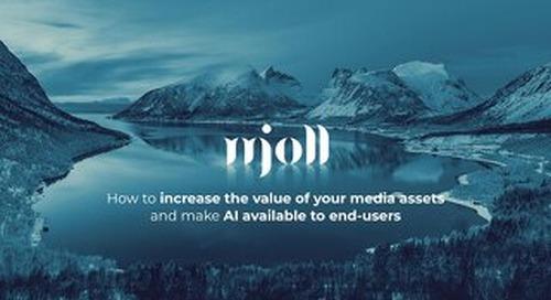 Oslo Sep 2019 - Mjoll - Mimir - AWS Datadriven Decisions