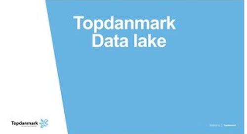 Copenhagen Sep 2019 - Topdanmark Data Lake presentation