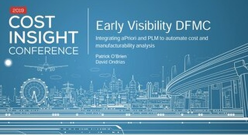 Early Visibility DFMC