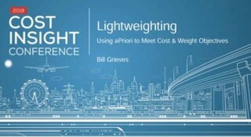 Light Weighting
