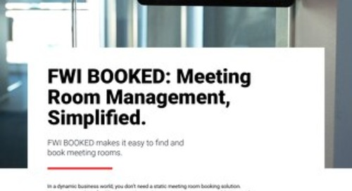 FWI BOOKED Whitepaper