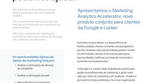 Google Cloud & Looker Marketing Analytics Accelerator