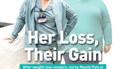 Her Loss, Their Gain - October 2019 - Subscribe to Outpatient Surgery Magazine