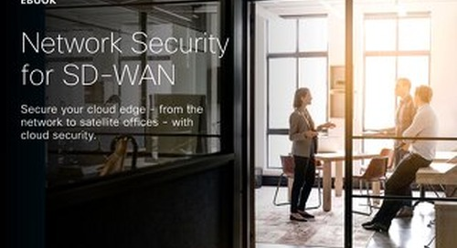 Network Security for SD-WAN
