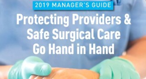 Staff & Patient Safety - October 2019 - Subscribe to Outpatient Surgery Magazine