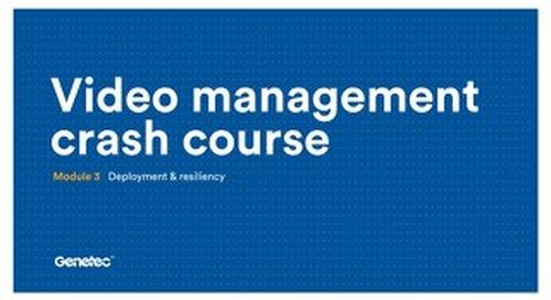 Deployment & resiliency presentation