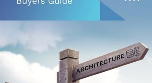 Cloud Big Data Platform Buyer Guide