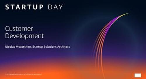 Startup Day - Customer Driven Development