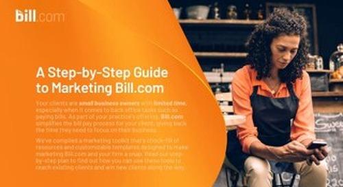 Marketing Bill.com for Small to Medium Firms