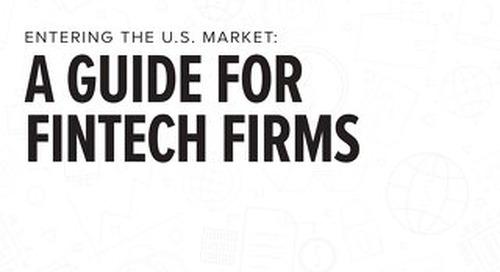 How FinTech Firms Can Enter the US Markets