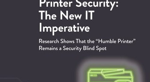 Is Your Printer HP Secure?