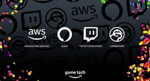 Building Games with AWS Game Tech Presentation