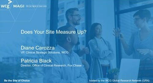 Does Your Site Measure Up