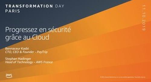 Augmentez votre sécurité avec le cloud