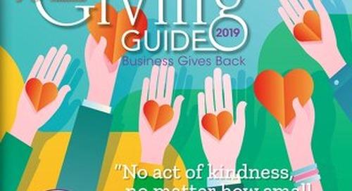 Giving Guide —November 4, 2019