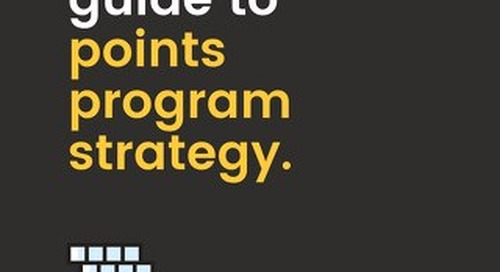 The Definitive Guide to Points Program Strategy